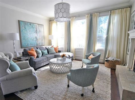 Grey Wall Living Room Design by 75 Charming Gray Living Room Photos Shutterfly