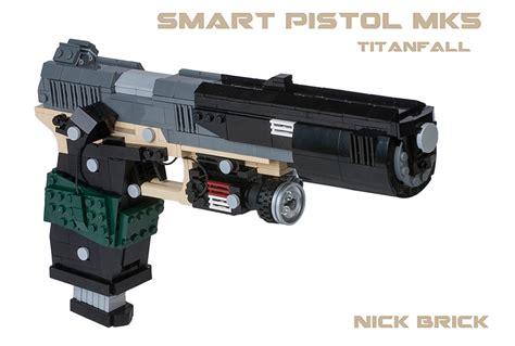 Lego Part Top And Black Gun lego titanfall weapon replicas anti minifig guns technabob