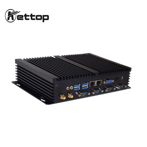 High Config Cpu And Graphics Card Fanless Mini Pc Mi1037c4