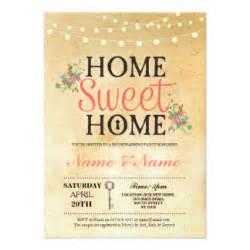 new home invitations announcements zazzle