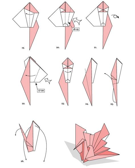 How To Swan Origami - best 25 origami swan ideas on