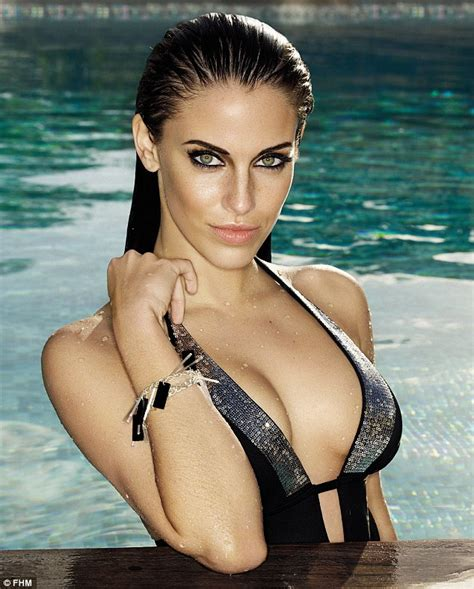 Jessica Lowndes Strips Down To Prized Underwear In Sexy New Fhm Shoot Daily Mail Online