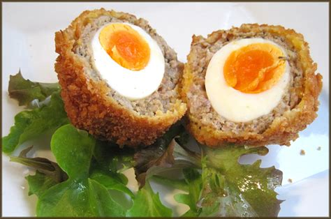 Handmade Scotch Eggs - scotch egg recipe dishmaps