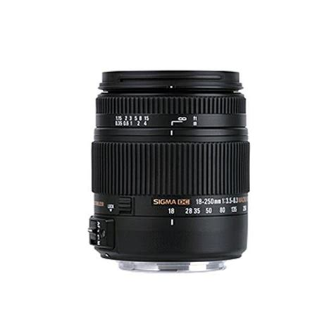 Sigma Lens For Canon sigma 18 250mm f3 5 6 3 dc macro os hsm lens for canon