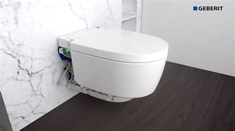 Bidet Montage by Geberit Aquaclean Shower Toilet Geberit Uk