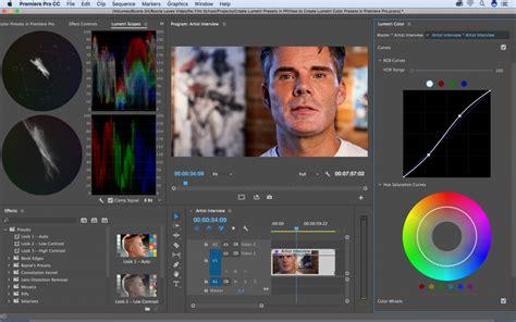 adobe premiere pro lumetri how to create and apply lumetri color presets in adobe