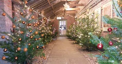 christmas events in cornwall with the national trust