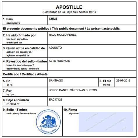 apostille towards a simpler legalization process