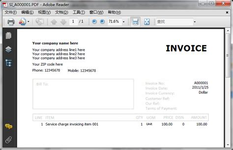electronic invoice template free step by step guide on implementing electronic invoice