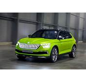 New Skoda Vision X Concept Review  Auto Express
