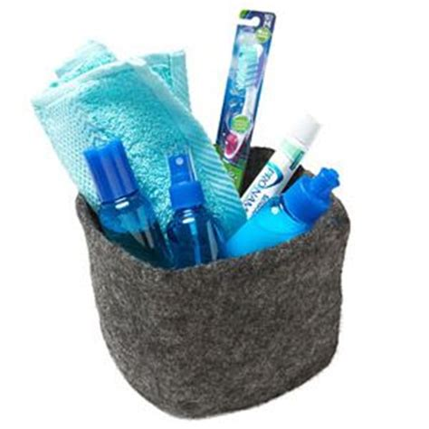 bathroom toiletry baskets put together a toiletry kit guest bedroom idea my aunt has
