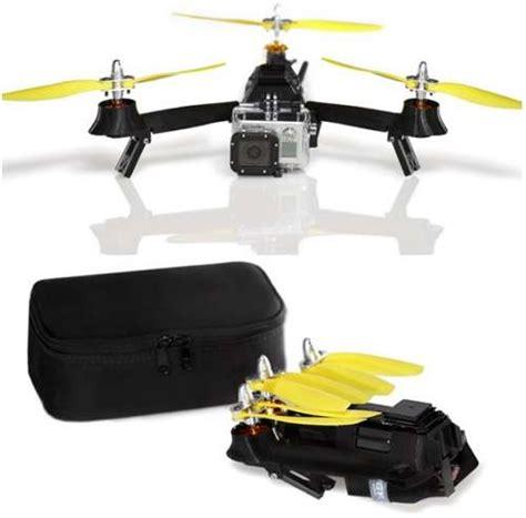 membuat rangka drone quadcopter pocket drone lebih lama terbang dengan 3 motor