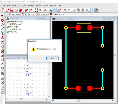 layout and schematic check designspark pcb schematic max7456 osd shield v0 1