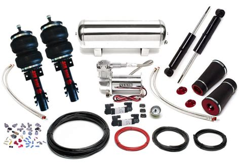 kit for air air ride analog kit alfa romeo 159 2005 2011