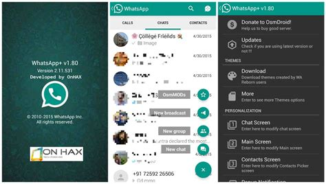 version of whatsapp for android apk whatsapp plus version apk 2017 free