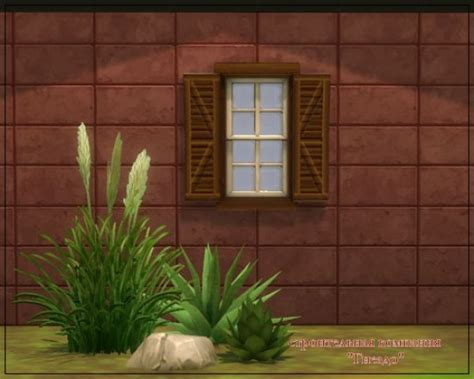 tree house windows tree house windows 01 at sims by mulena 187 sims 4 updates