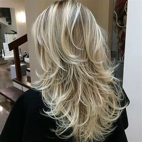layered long haircut with height on top 31 beautiful long layered haircuts stayglam