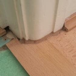 How to Undercut Architrave   Blog   Floorsave