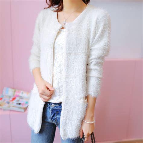 Baju Panjang Rajutan 2015 musim dingin wanita rajutan desain baju sweater panjang wanita kasual sweater kardigan di