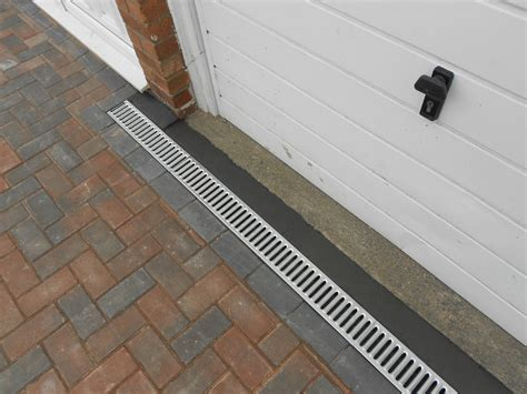 Patio Drainage Channel by K Winter Patios And Paving 100 Feedback Driveway Paver