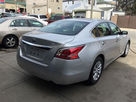used nissan altima 2014 used 2014 nissan altima s sedan 12 490 00