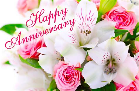 wedding anniversary flower by year anniversary wishes images for husband 9to5animations