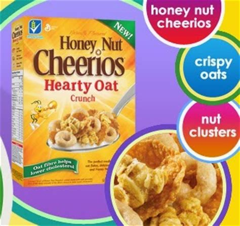 Cheerios Honey Nut Oats simply suppa hncheartyoatcrunch makes fave a new one