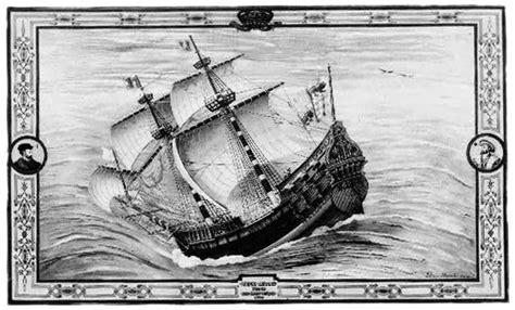 cartier sails the st classic reprint books jacques cartier the mariner micheline s