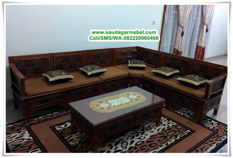 Kursi Ruang Tamu Ukiran jual kursi sudut jati murah kursi sudut minimalis modern
