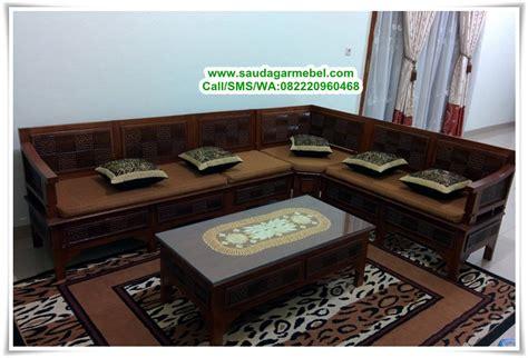 Kursi Sofa Sudut Terbaru jual kursi sudut jati murah kursi sudut minimalis modern