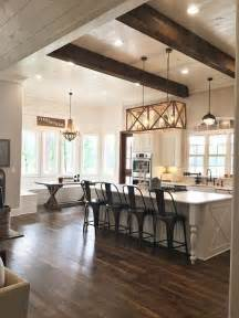 farmhouse kitchen ideas on a budget 25 best ideas about farmhouse kitchen tables on pinterest