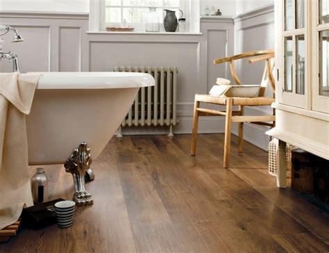 laminate flooring for bathrooms uk parquet flottant conseils et id 233 es pour sol de salle de bain