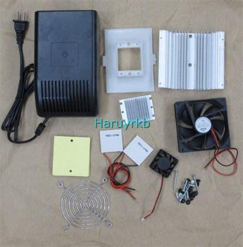 Peltier Dc 12 Volt 6 A Tec1 Keramik Panas Dingin 12v 6a refrigeration system cooling system diy kit set