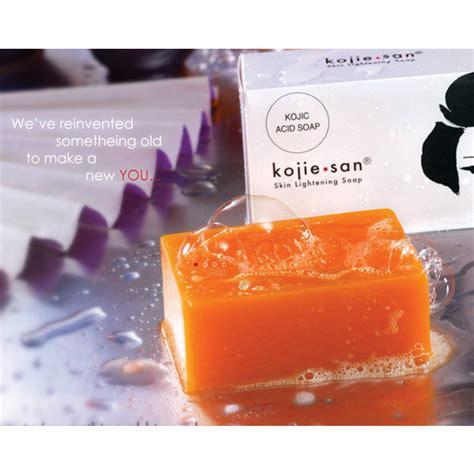 Kojie San Kojic Acid Soap 135 Gr kojie san skin lightening kojic acid soap 2 bars 135g