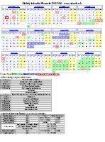 Poland Calendario 2018 Print Calendar Calendar Sk