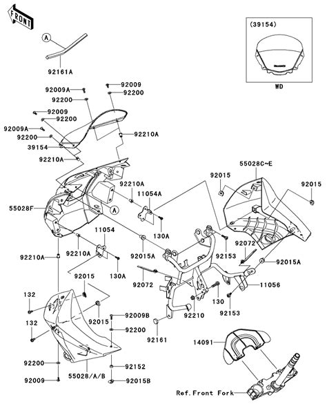 klr650 parts diagram 2001 klr 650 wiring diagram wiring diagram with description