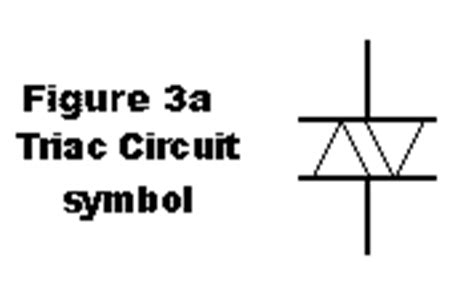 trigger diode symbol triac diac thyristors