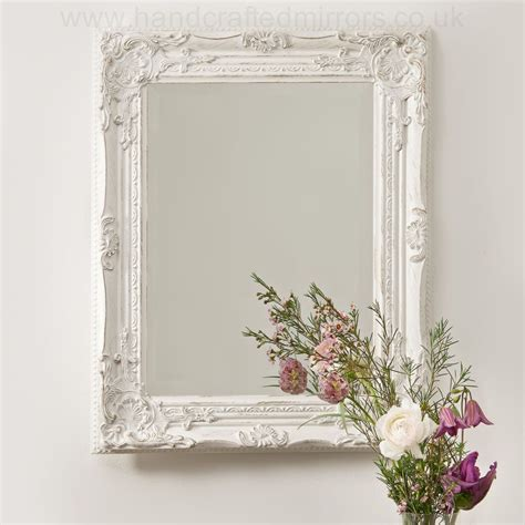 shabby chic bathroom mirror cabinet bathroom pretty white shabby chic bathroom mirror with