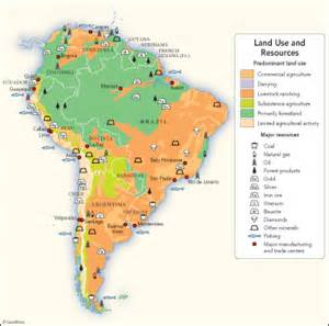 south america resources map the hughes herald october 2014