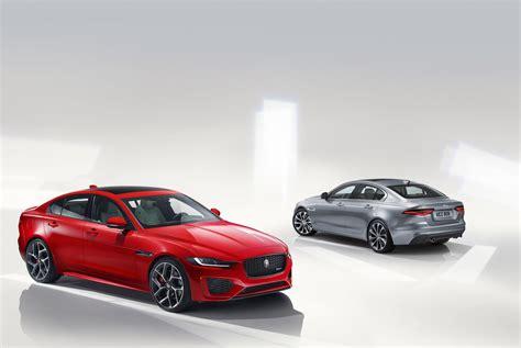 2020 jaguar lineup 2020 jaguar xe shows new and changes diesel lineup