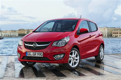 opel karl 2015 2016 opel karl gm authority