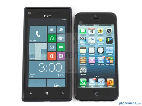 9 Iphone Windows Htc Windows Phone 8x Vs Apple Iphone 5