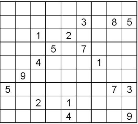 Printable Sudoku Expert | image gallery expert sudoku