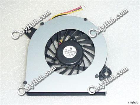 Fan Processor Laptop Fujitsu Lifebook L1010 fujitsu lifebook l1010 udqfrzh11c1n dc5v 0 30a 3wire 3pin connector cooling fan laptop pc