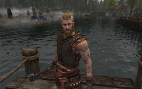 The Hair Styler Skyrim by Viking Hairstyles Skyrim Hairstyles