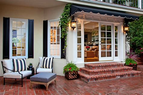 transitional patio designs decorating ideas design