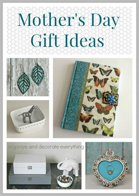Handmade Mothers Day Gift Ideas - s day gift ideas organize and decorate everything