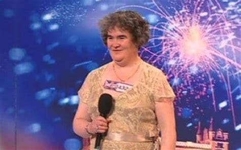 susan boyles first audition i dreamed a dream britain can susan boyle be the saviour of itv telegraph