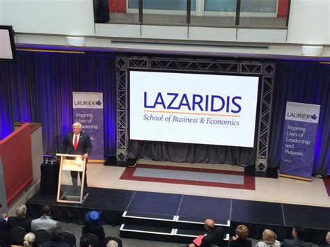 Laurier Mba Ranking by Tickets To The Wilfrid Laurier Lazaridis Networking Gala