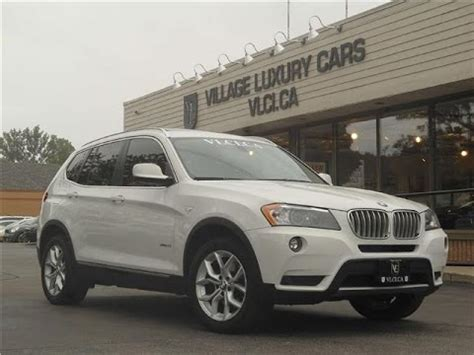 2011 bmw x3 review 2011 bmw x3 xdrive 28i in review luxury cars